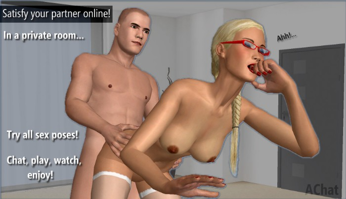 AChat - The Ultimate Online Sex Game!